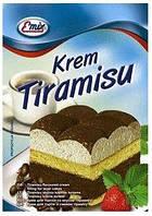 Крем для десерту Emix 100g тірамісу (15шт/ящ)