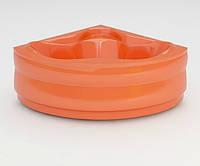 Ванна акриловая ARTEL PLAST  Злата (136) оранжевая, фото 1