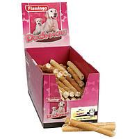 Лакомство Karlie-Flamingo Cigare With Yougurt для собак жевательное с начинкой, 12.5 см