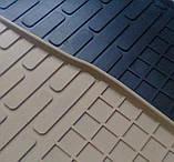 Резиновые коврики в салон SsangYong Rexton II 2006-2012 (STINGRAY), фото 2