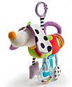 Развивающая игрушка-подвеска - СМЫШЛЕНЫЙ ПЕСИК 11695, фото 2
