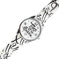 """Часы необычные в подарок """"Иллюзия времени"""""""