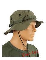 Панама армейская оливковая MIL-TEC США Olive, 12327001