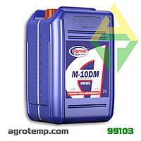 Масло моторне М-10ДМ каністра 20л. Agrinol