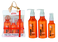 Angel Professional Hair Sun Protection Suit - набор защита от солнца