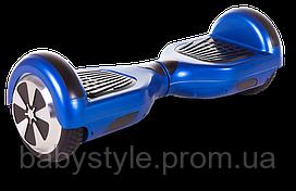 """Гироскутер Smart Balance U3 6,5"""" дюймов Синий (матовый) Код товара: 876542"""