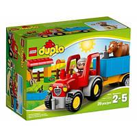 Lego Duplo Трактор 10524
