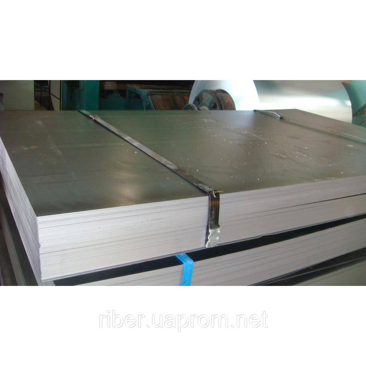 Лист х/к 1.0мм (1000х2000, 08 КП)