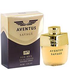Univers Parfum - Aventus Savage 90ml (мужская туалетная вода) /версия PRabanne 1 Million/