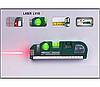 Уровень лазерный Laser PRO 10 профессионального класса с рулеткой, фото 4