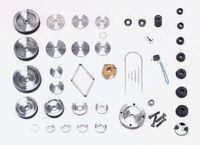 Набор адаптеров HunterPro Elite (к станку для проточки тормозных дисков) HUNTER 20-2615-1 (США)