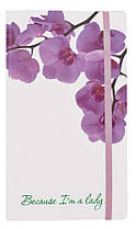 "Визитница на 120 визиток ""Орхидеяl"",200104"