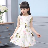 Модні літні плаття для дівчаток