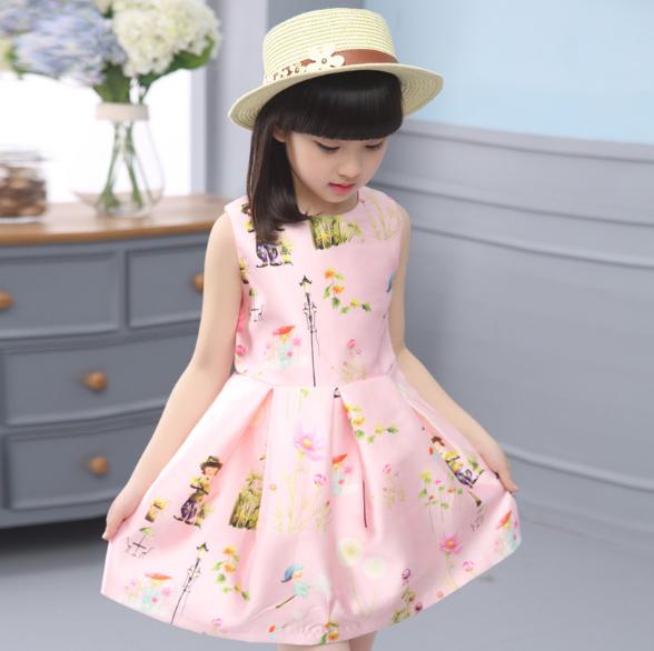 Модні літні плаття для дівчаток   продажа c781607e41a1a