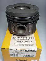 Поршень MB Sprinter OM 611/612 +0.5мм (Прямой шатунный палец 30мм)