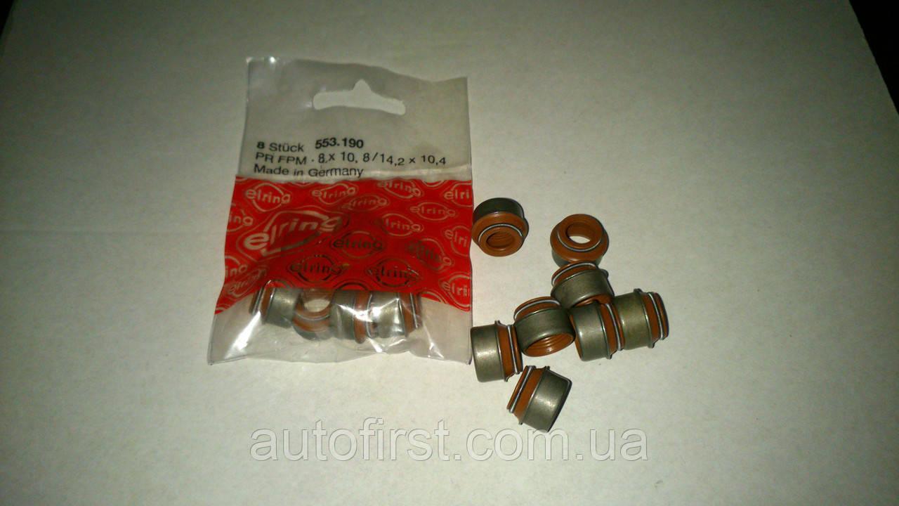 Elring 553.190 Сальник клапанов ВАЗ 2101-21099, ЗАЗ, ГАЗ 406 (Германия)