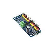 Плата таймеров 16 каналов 12-bit PWM Driver-I2C  PCA9685