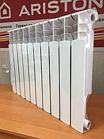 Алюминиевый радиатор отопления ALASKA 500 AL, 500x80x96