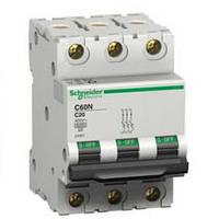 Автоматический выключатель Schneider Electric iC60N 3P 16A