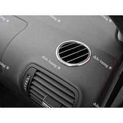 Кольца рамки на обдувы Audi A4 B5