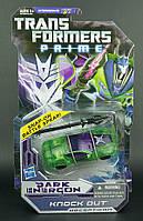 Hasbro Трансформеры Прайм Нокаут Knockout, Transformers Prime, фото 1