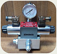 Гидроблок 80-300Бар, 40л/мин 1BS300-6G24-12L40