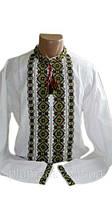 Вишиті чоловічі сорочки - купити чоловічі вишиванки ручного чи ... d7eb04f3a61e1