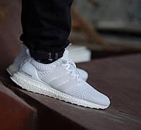 "Adidas Ultra Boost 3.0 ""Triple White"""