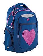 Красивый подростковый рюкзак T-23 Shining heart