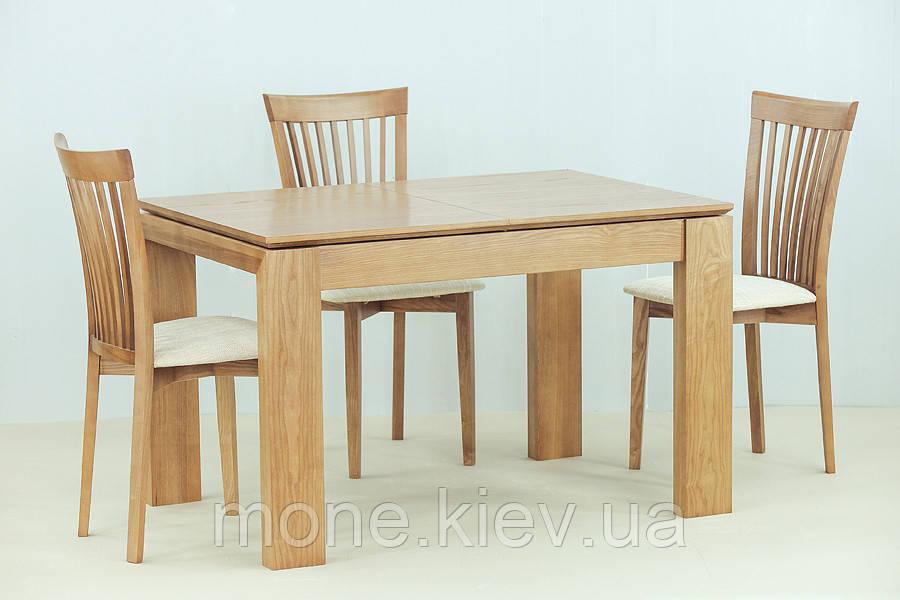 """Прямоугольный стол и 4 стула"""" Донато"""""""