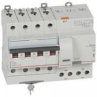 Дифференциальный автомат DX3 4П С 40A 30мА - АС (10kA 7 модулей) Legrand Легранд