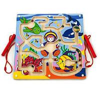 Лабиринт Подводный мир 50123 Viga Toys