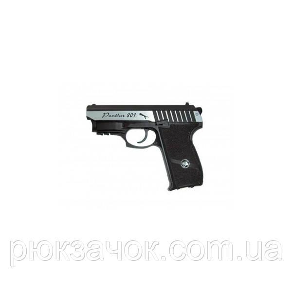 Пистолет пневматический газобаллонный BORNER PANTHER 801