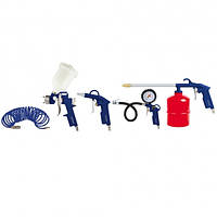 Набор пневмоинструментов  AT KIT-5G  FORTE 32138 (Китай)