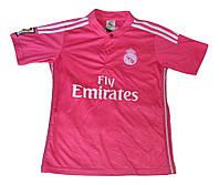 Футбольная форма  «Реал Мадрид»  детская сезона 2014/15