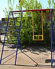 Гойдалки одномісні +сходи Ігровий комплекс, фото 5