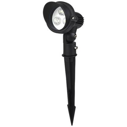 Светодиодный грунтовой линзованный светильник SP4121 3W 2700K IP65 Код.58882, фото 2