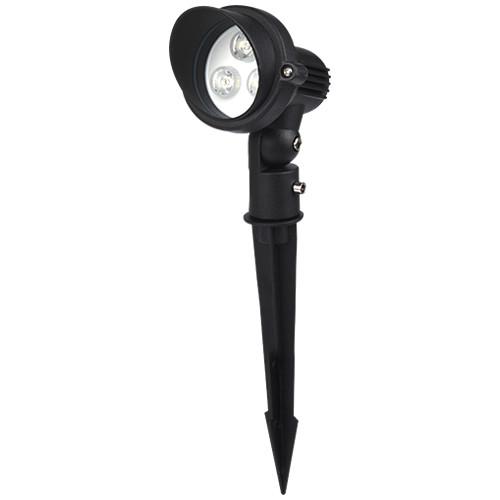 Светодиодный грунтовой линзованный светильник SP4121 3W 6400K IP65 Код.58884