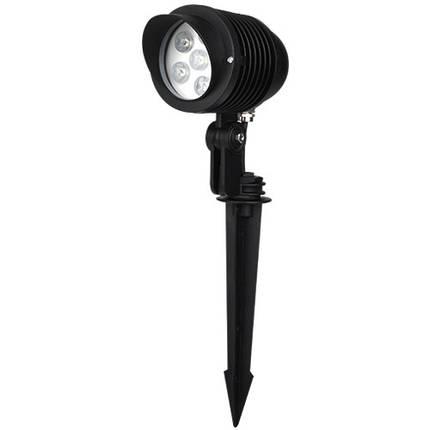Светодиодный грунтовой линзованный светильник SP4122 6W 6400K IP65 Код.58886, фото 2