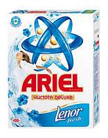 Порошок для ручной стирки Ariel Lenor Effect 450г 2в1