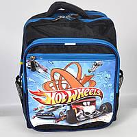 Детский школьный рюкзак Украинского производства - HotWheels - 87-1721 (разные цвета)