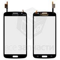Тачскрин (сенсор) для мобильного телефона Samsung G7102 Galaxy Grand 2 Duos, белый