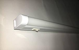 Линейный светодиодный светильник SL-7006L 9W 6000K T5 555mm Код.58896, фото 2