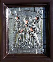 Киево-Печерская икона Божьей Матери 22*19 см