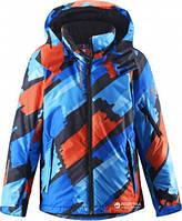 Зимняя куртка для мальчиков Reima Active 531253-6563. Размеры 146 - 164.