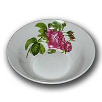 Миска керамическая 500мл. Роза Кавказа