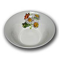 Миска керамическая 500мл. Цветы