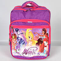 Детский школьный рюкзак Украинского производства - Феи WINX - 87-1729 (разные цвета)