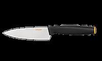 Кухонный нож поварской малый Fiskars Functional Form  хороший (японская сталь) 1014196