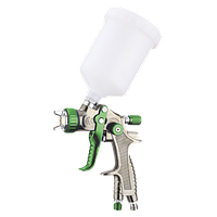 Краскопульт пневматический тип LVLP верхний пластиковый бачок AUARITA H-897-1.4 (Италия/Китай)